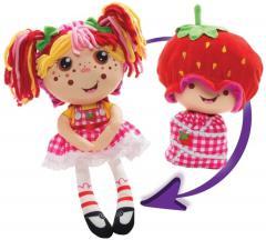 Ваши любимые Вывернушки теперь в виде симпатичных плюшевых куколок! Выверни чепчик и конверт – тебя ждёт сюрприз!