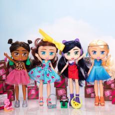 А-а-а! Наряды, туфельки, украшения, сумочки – всё, о чём мечтает каждая девочка!
