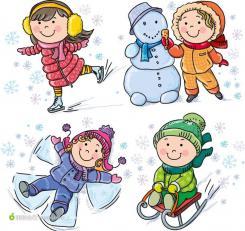 Чем пахнет зима?.. Чудом!.. Ведь в ней всё сказочно!
