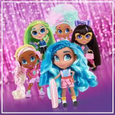 Кукла-загадка - всегда желанный подарок для девочки!