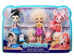 Встречайте новых кукол Enchantimals!