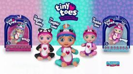 Tiny Toes: маленькие куклы с большой игровой ценностью!