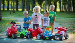 Первый детский транспорт!