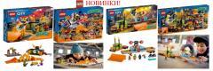 LEGO City! Встречайте новинки октября 2021 года!