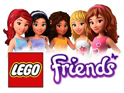 Lego Friends 2015 - Лего Подружки. Только до 1 мая в магазинах Ярик скидка 10% на все наборы!