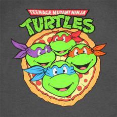 Черепашки ниндзя - Turtles. Воссоздай великую битву  в своей комнате!