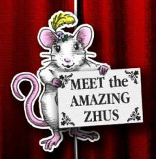 """ЦИРКОВЫЕ МЫШКИ-ФОКУСНИКИ """"УДИВИТЕЛЬНЫЕ ЖУ"""" The amaizing zhus!"""