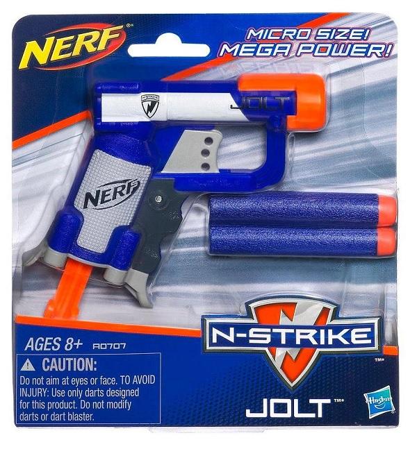 Hasbro. Nerf 0707ЕU61 Нерф Элит. Джолт