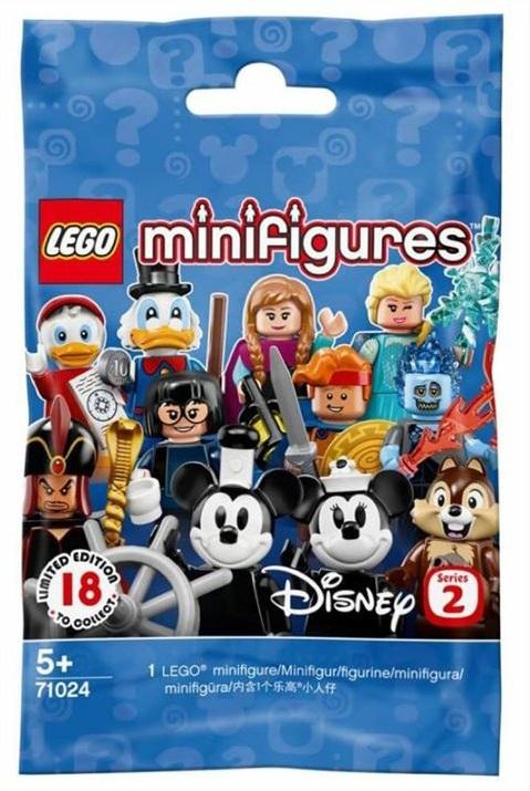 SALE* Lego  Minifigures 71024 Минифигурки Disney-2