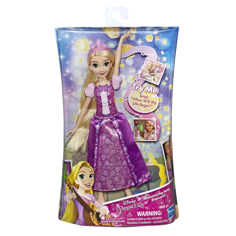 SALE* Hasbro. Disney Princess 3046E Кукла Принцесса Disney поющая в ассорт.