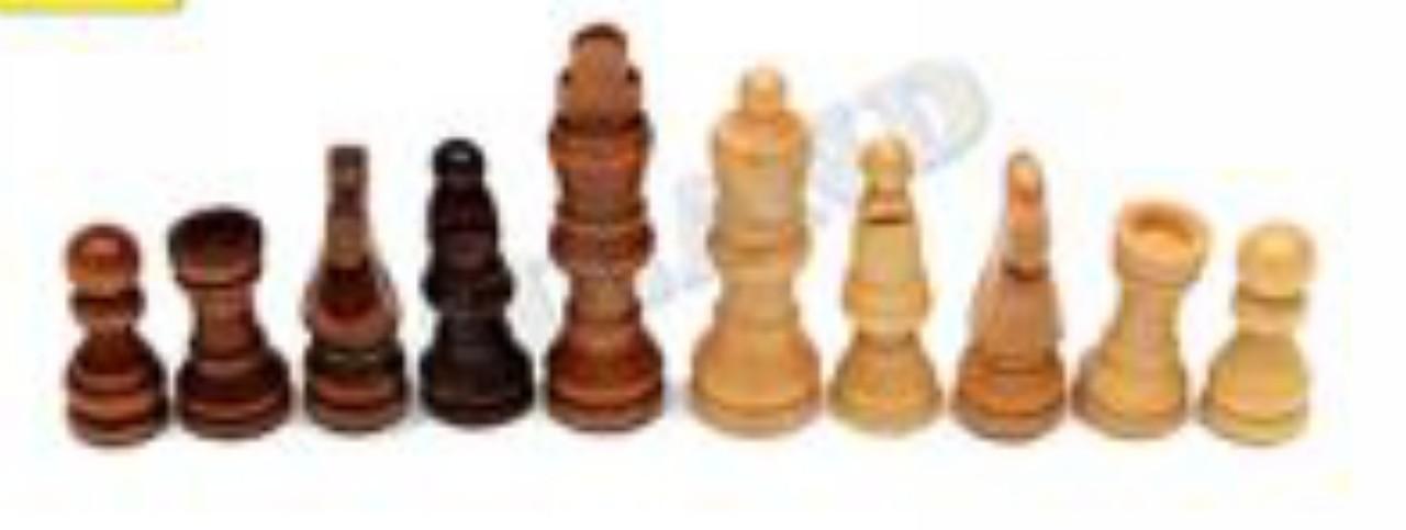 Фигуры деревянные AN03229 (шахматы) (6. 3х3см) в. к