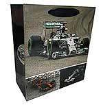 Pioneer-упаковка 89542 Подарочный пакет ср. 16x18x7см, ламинир.
