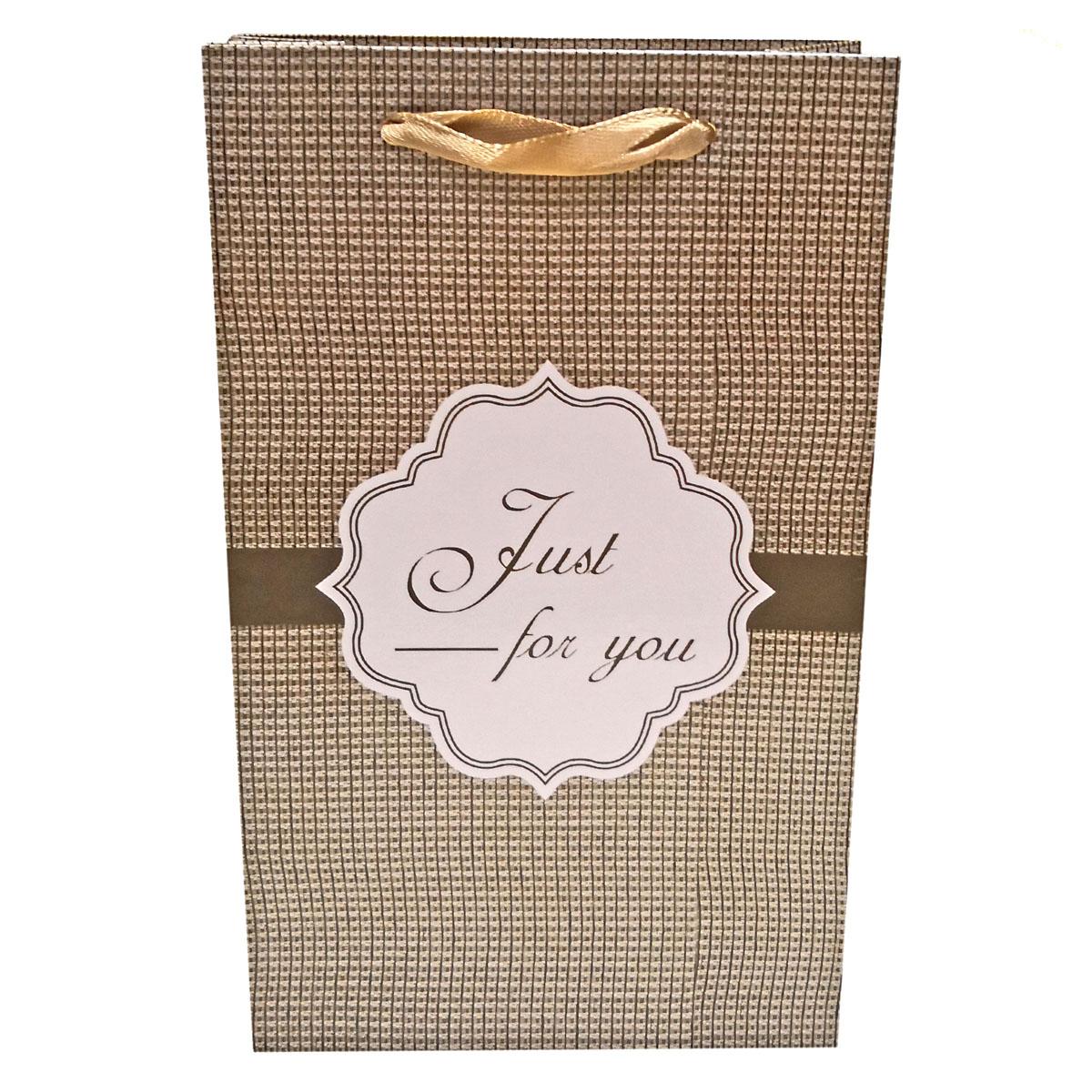 Pioneer-упаковка 63727 Подарочный пакет мал. 11x18x5см, ламинир.
