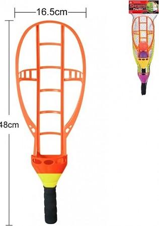1Toy Мячеловка, 2цв. 45х16. 5см