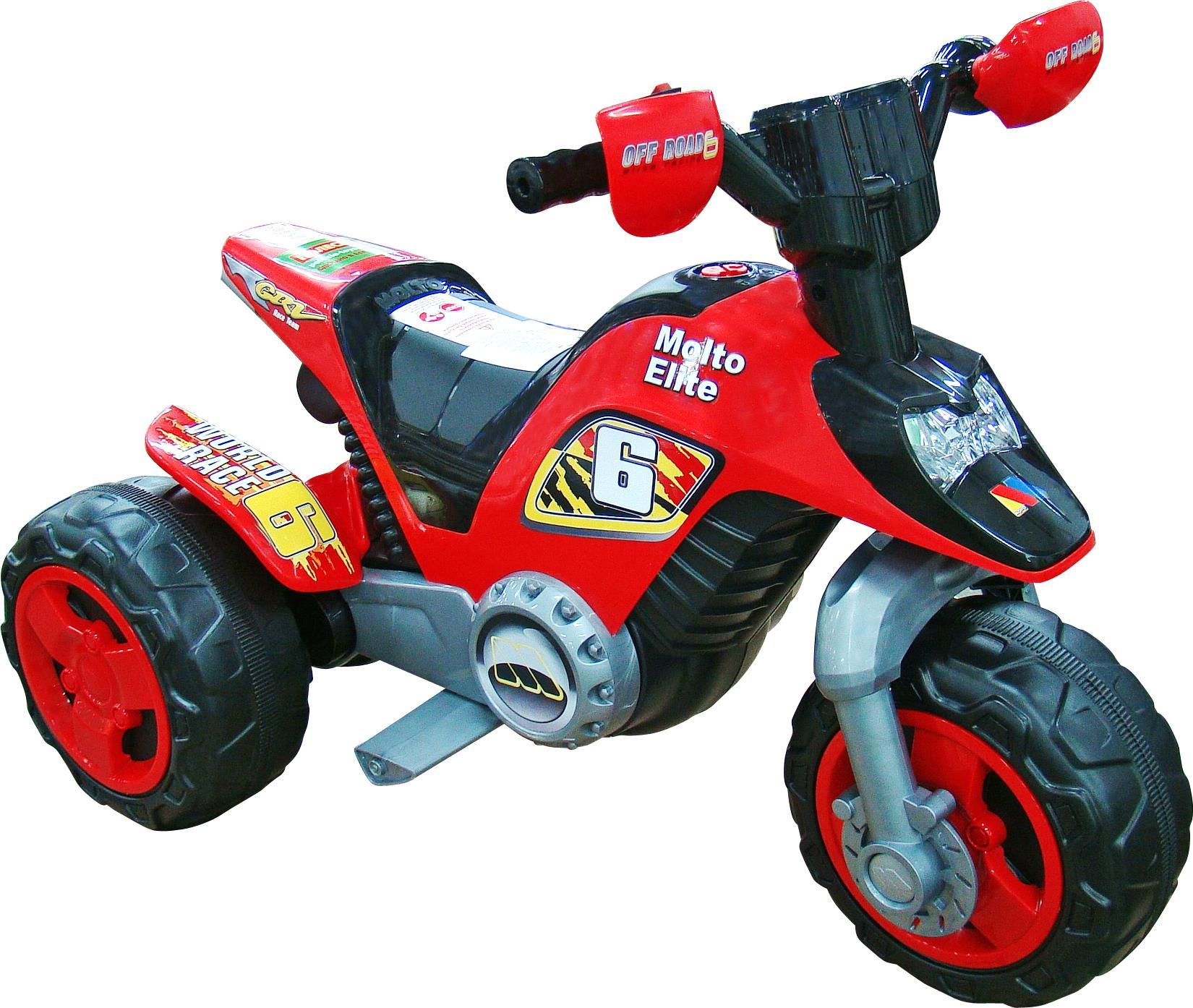 Полесье  35882 Мотоцикл Molto Elite-6 6V R