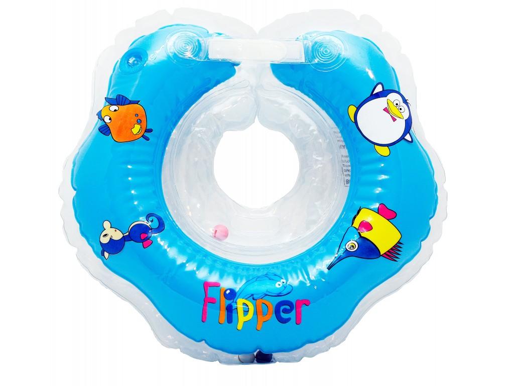 Flipper FL001. FLNG001 Круг на шею для купания малышей