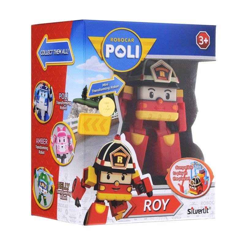 Poli 83049 Рой-трансформер 7,5см