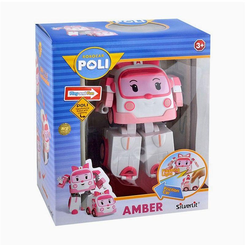 Poli 83095 Эмбер-трансформер (12,5см) свет+ инструменты