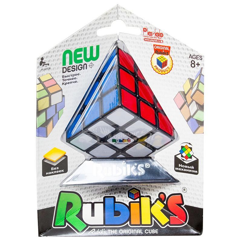 Rubik. s  КР5026 Кубик Рубика 3х3 без наклеек, мягкий механизм