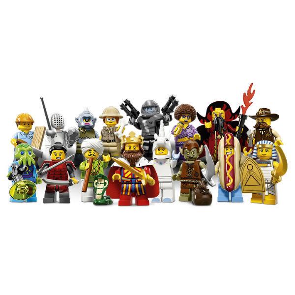 Lego Минифигурки 71008 серия 13