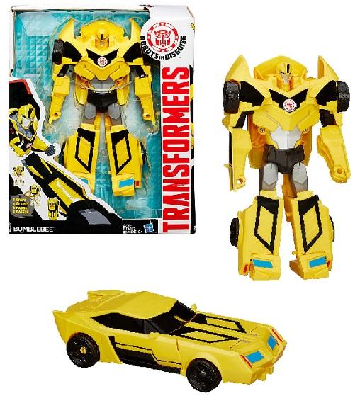 АКЦИЯ!!! Hasbro. Transformers 0067 Роботс-ин-Дисгайс Гиперчэндж
