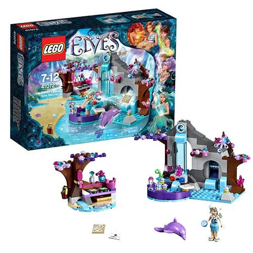 Lego Эльфы 41072 Спа-салон Наиды