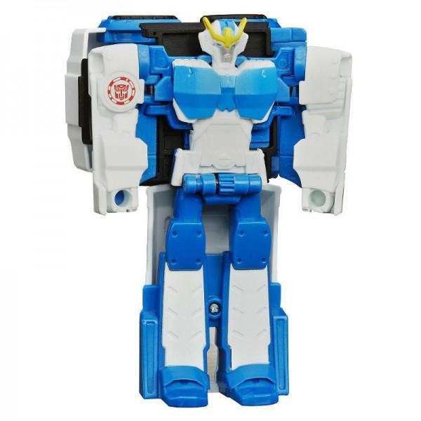 АКЦИЯ!!! Hasbro. Transformers 0068 Роботс-ин-Дисгайс Уан-Стэп