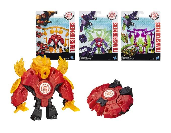 АКЦИЯ!!! Hasbro. Transformers 0763 Трансформеры Роботс-ин-Дисгайз Миниконс