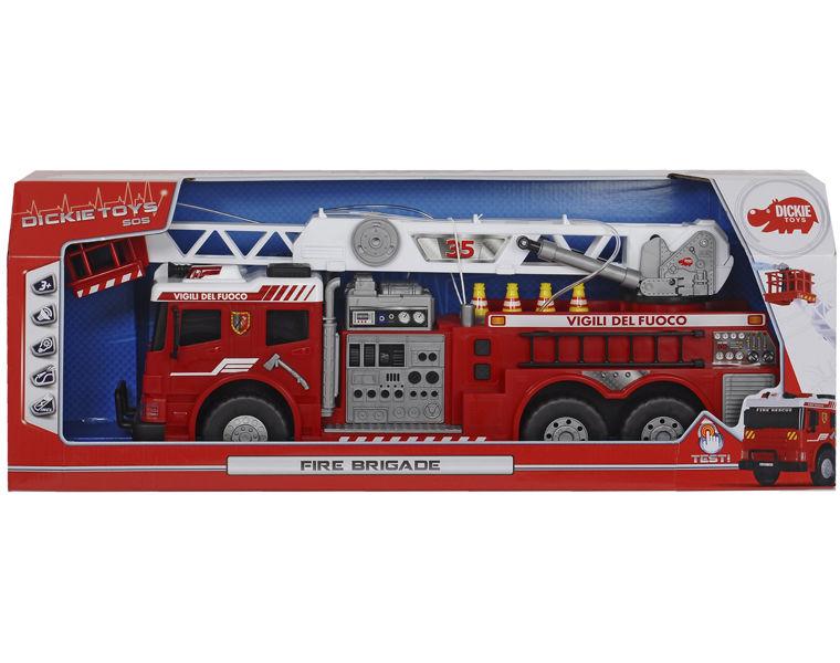 Dickie 3719003 Пожарная машина с водой, 62см, свет, звук, аксесс., 1. 3