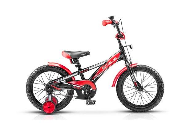 Велосипед 16д. Stels Pilot-140 8. 5д. 16