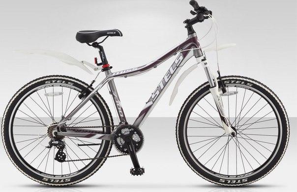 Велосипед 2-х кол. 26д. Stels Miss-7300 17д. 14