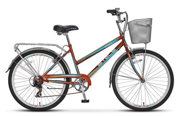 Велосипед 26д. Stels Navigator-250 Lady 16