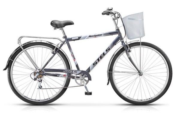 Велосипед 2-х кол. 28д. Stels Навигатор 350 муж. G