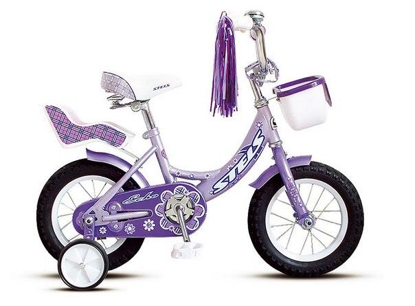 Велосипед 2-х кол. 12д. Stels ECHO 8. 5. арт. 15