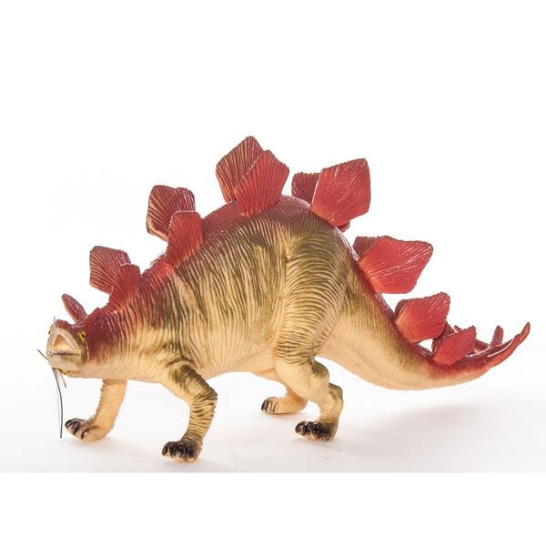 Megasaurs SV17875 Фигурка динозавра, Стегозавр 17х45см