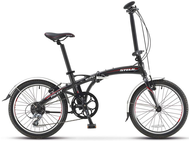 Велосипед 20д. Stels Pilot-670. 16
