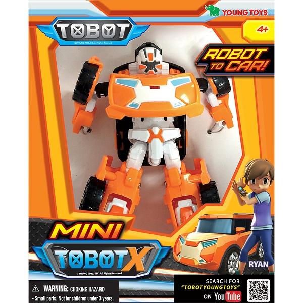 Tobot 301020 Робот-трансформер Мини-Тобот Х