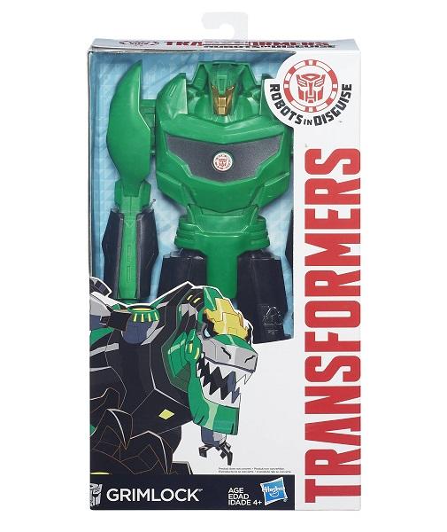 АКЦИЯ!!! Hasbro. Transformers 0760EU4 Трансформеры Роботы под прикрытием: Титаны 30 см.