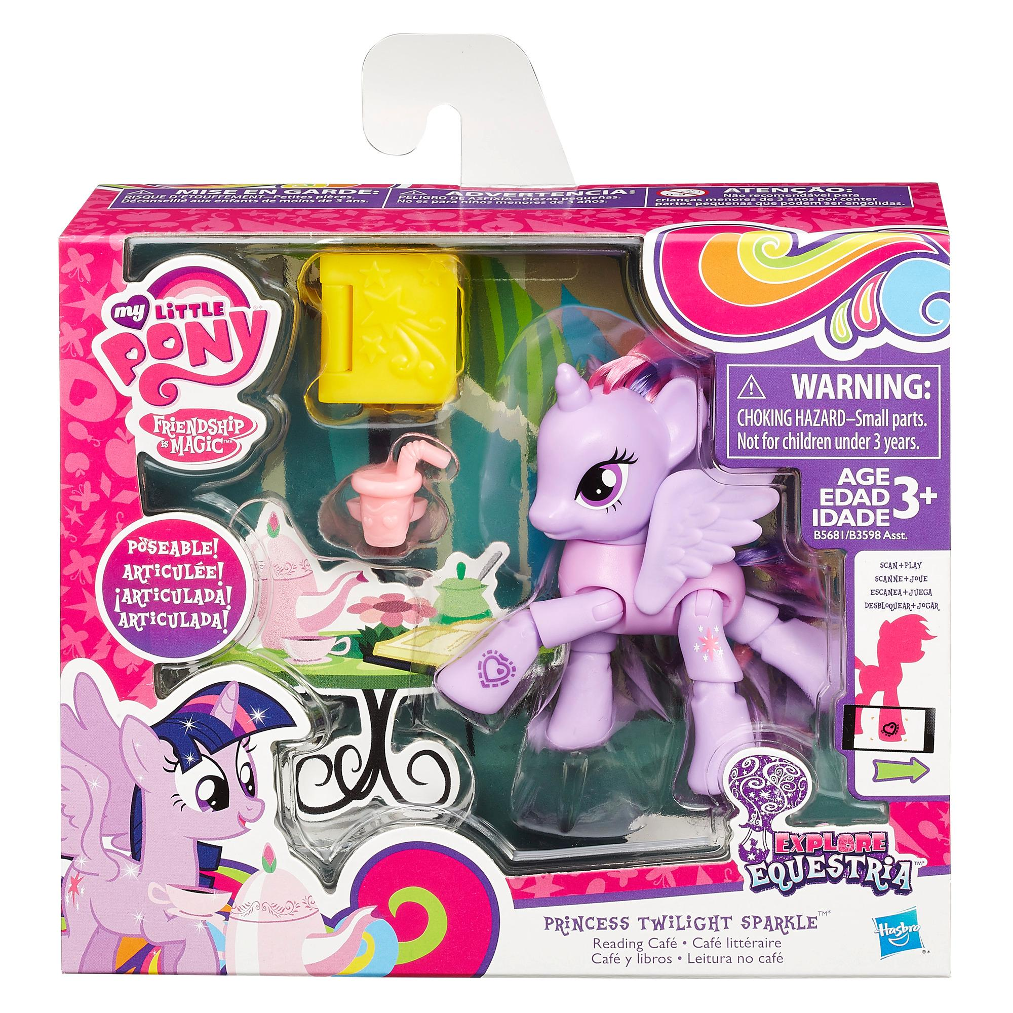 АКЦИЯ!!! Hasbro. My Little Pony 5681ES00 Твайлайт Спаркл с артикуляцией