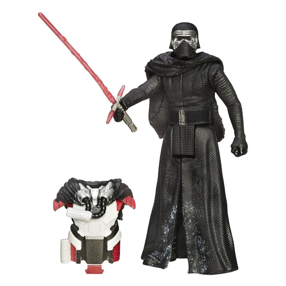АКЦИЯ!!! Hasbro. Star Wars 3967ES0 Звездные войны Эпизод 7 фигурка главного героя 9,5см