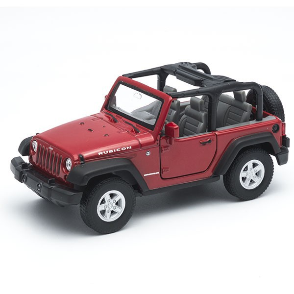 Welly мод. 42371 1:34-39 Jeep Wrangler Rubicon