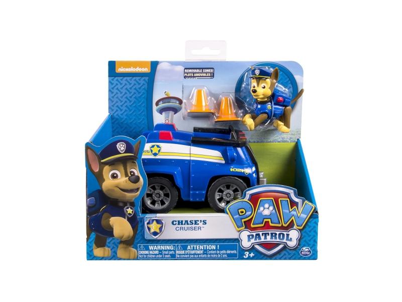Paw Patrol 16601 Машинка спасателя и щенок