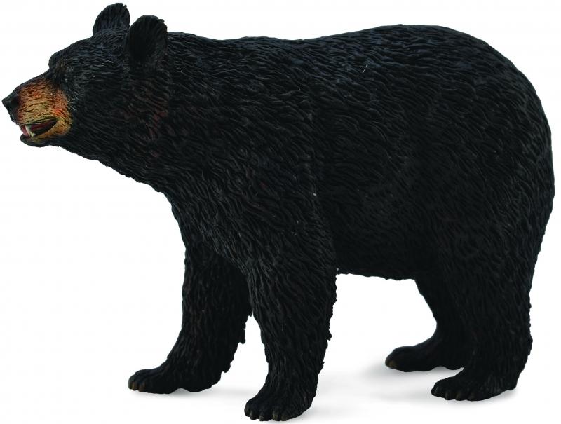 Gulliver Collecta 88698 Американский чёрный медведь