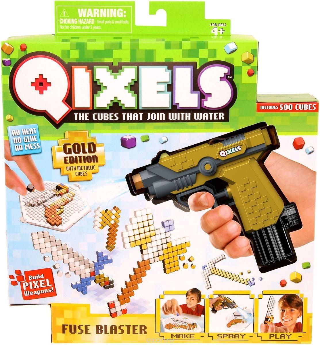 Qixels 87022 Набор для творчества Водяной бластер