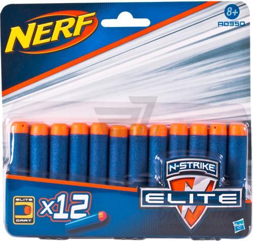 Hasbro. Nerf  0350 Элит 12 стрел