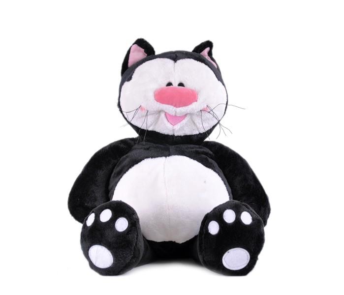 Gulliver 7-43344 Кот Котя черный сидячий, 71см