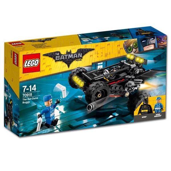 Lego  Бэтмен 70918 Пустынный багги Бэтмена