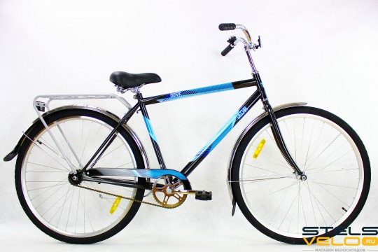Велосипед 28д. Stels Десна Вояж Gent Z010 (20д., голубой)