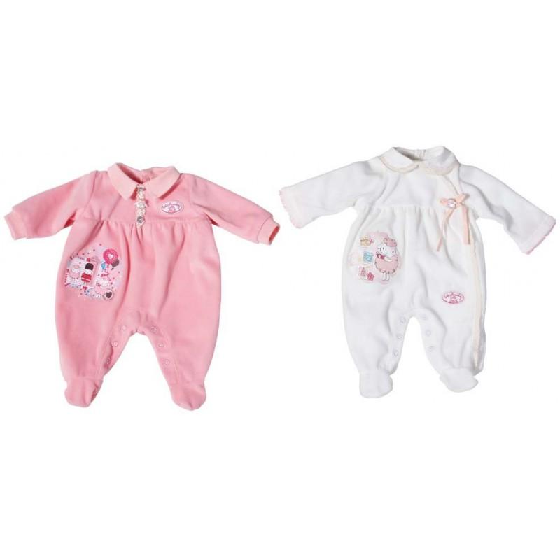 Baby Annabell  700-846 Комбинезончики, 2 ассорт., веш.