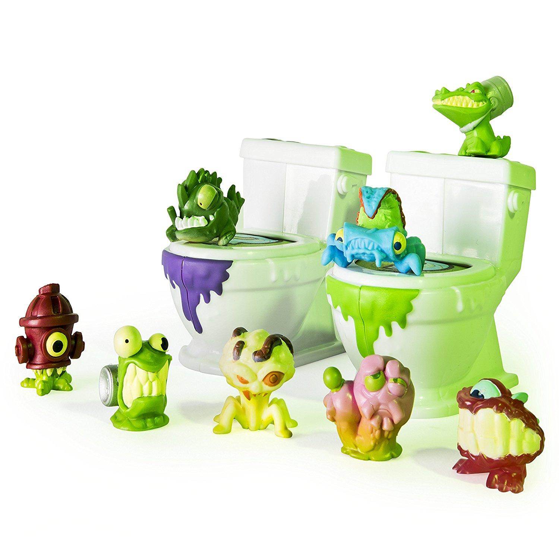 Игрушка Flush Force коллекционные фигурки 2 штуки (зеленая)
